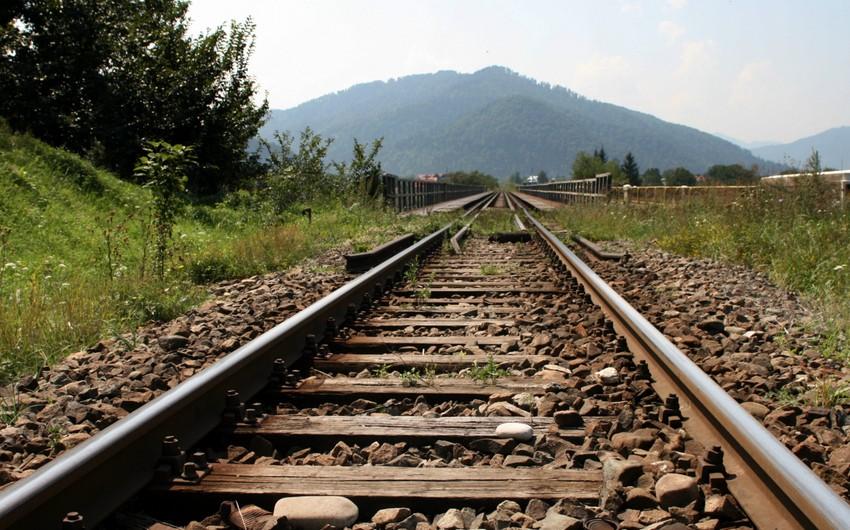 First experimental route sent on Ukraine-Georgia-Azerbaijan-Kazakhstan-China