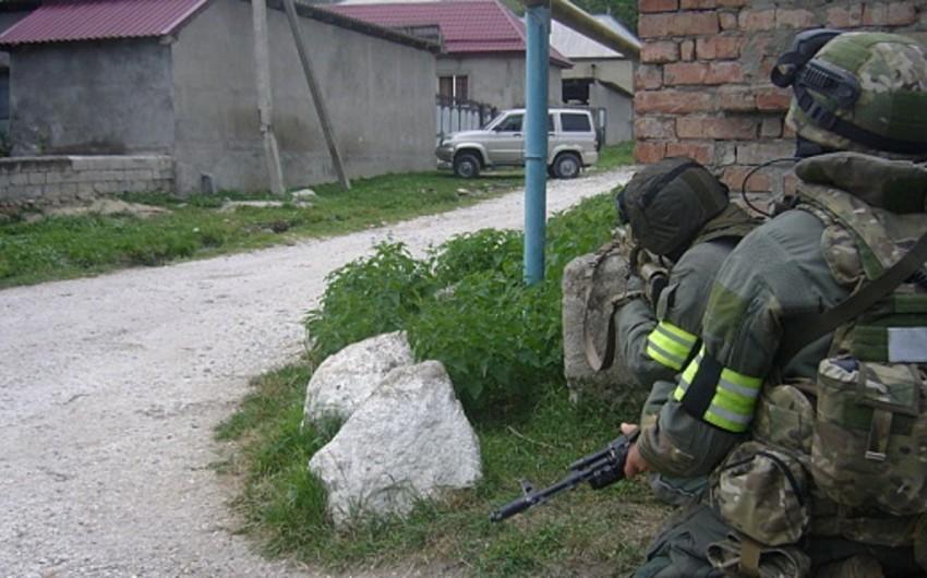 Dağıstanda xüsusi əməliyyat zamanı yeddi silahlı məhv edilib - YENİLƏNİB