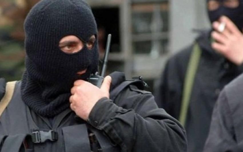 Tbilisidə terrorçularla qanun keşikçiləri arasında atışma olub