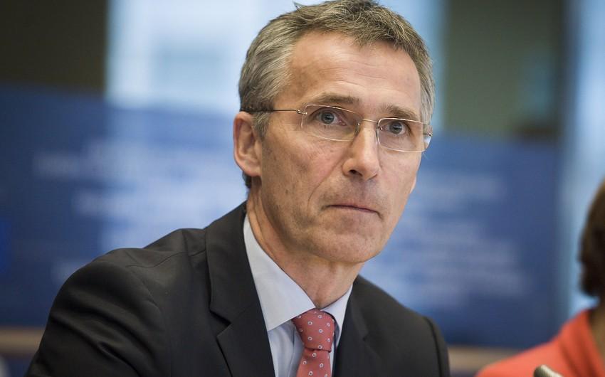 NATO baş katibi: Dağlıq Qarabağ münaqişəsinin hərbi yolla həllinə inanmıram