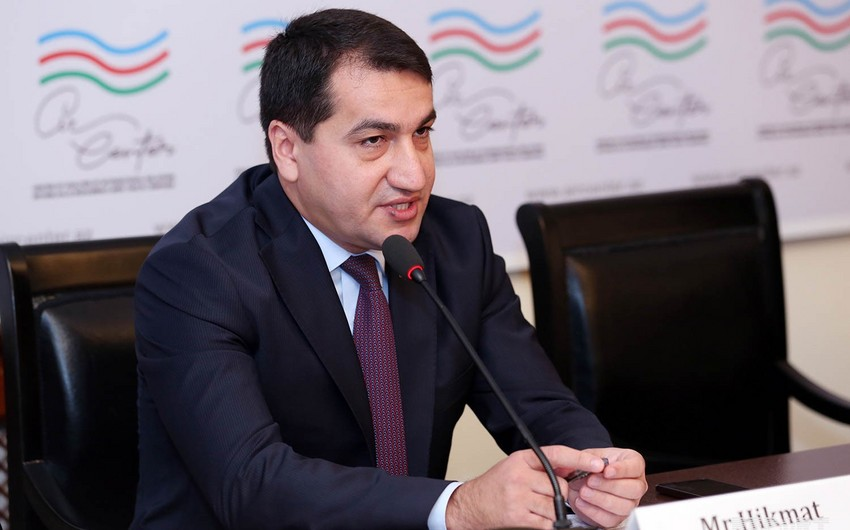 Hikmat Hajiyev: Contract of Century laid foundation for Azerbaijan's successful energy policy