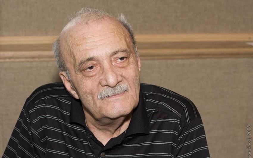 SSRİ xalq artisti Georqiy Daneliyanın 85 yaşı tamam olub