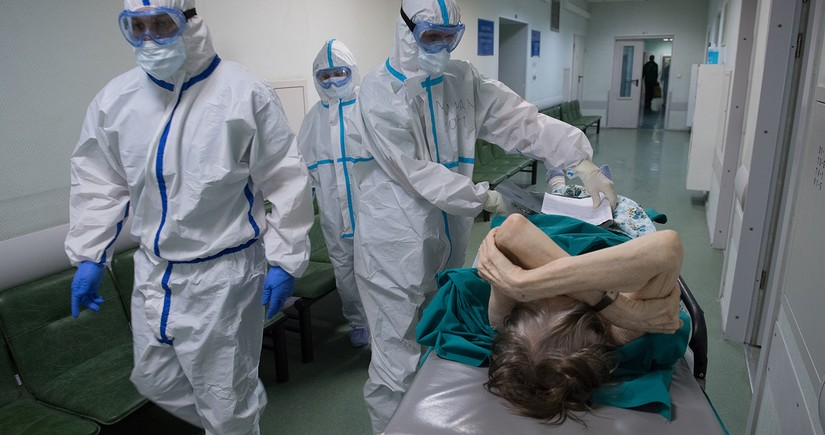 Ermənistanda daha 8 nəfər koronavirusdan ölüb