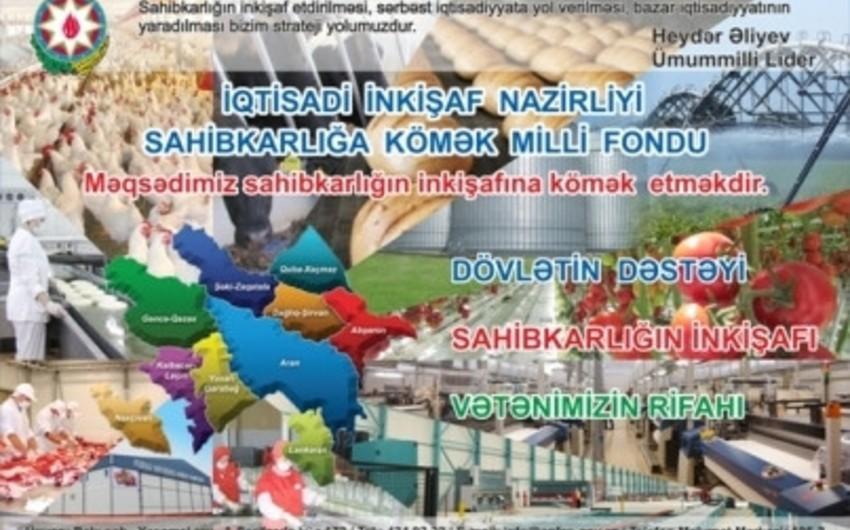 SKMF Zərdab rayonunda prioritet sahələr üzrə investisiya lahiyələrinin qəbuluna başlayıb