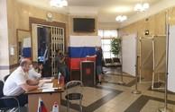 Voting during quarantine - PHOTO REPORT