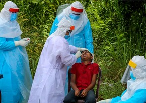 Afrikada koronavirusa yoluxma artır