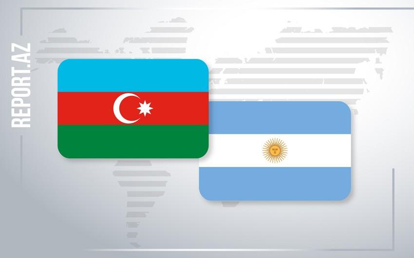 Azərbaycan XİN Argentinanı təbrik etdi