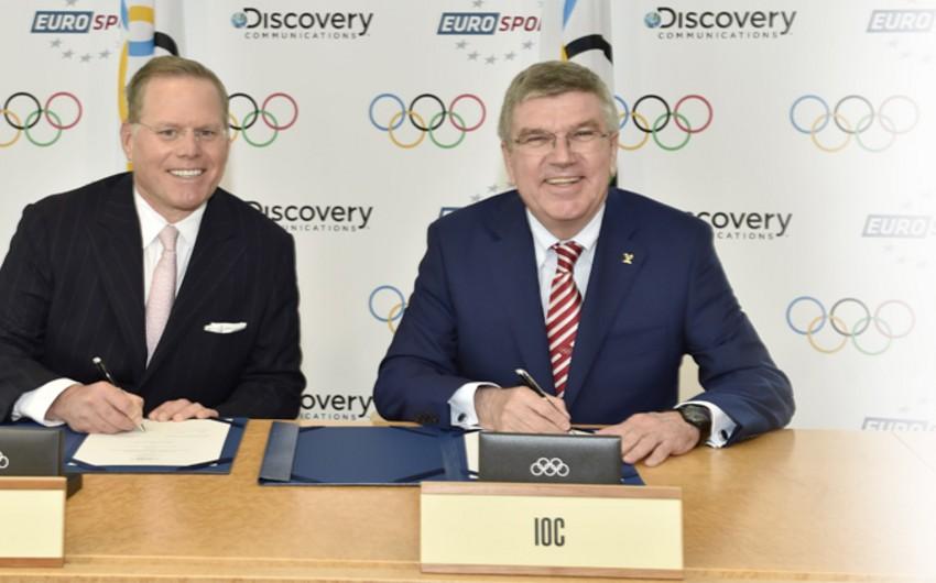 Qış və Yay Olimpiya Oyunlarının teleyayım hüququ 1,3 milyard dollara satılıb
