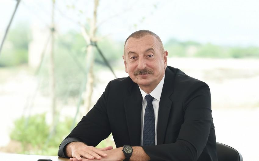 Ali Baş Komandan: Qırx dörd günlük müharibə bizim gücümüzü göstərdi