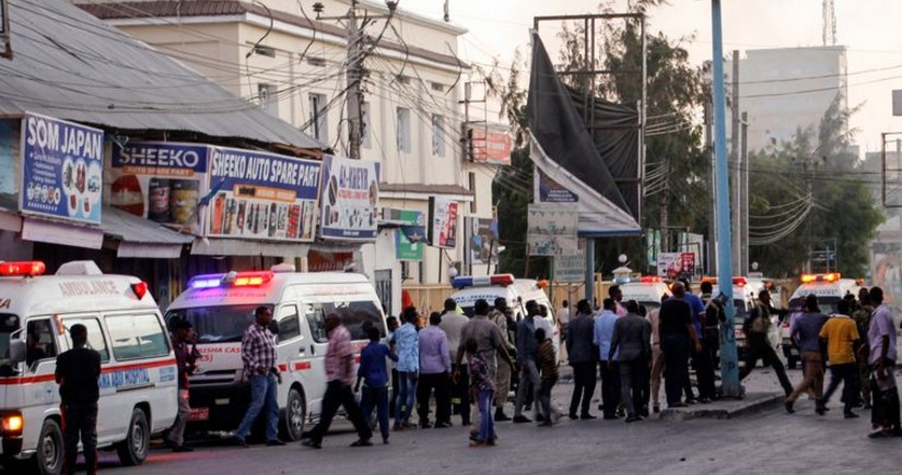 В Сомали при взрыве в ресторане погибли два человека