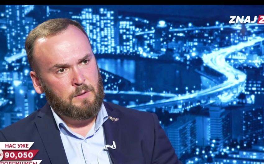 Ukrainian military expert talks Azerbaijan's liberation of its lands