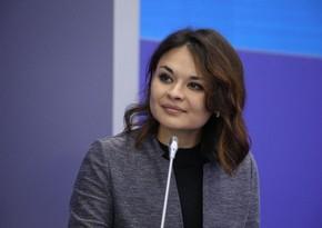 Şoyqunun qızı federasiya prezidenti seçildi