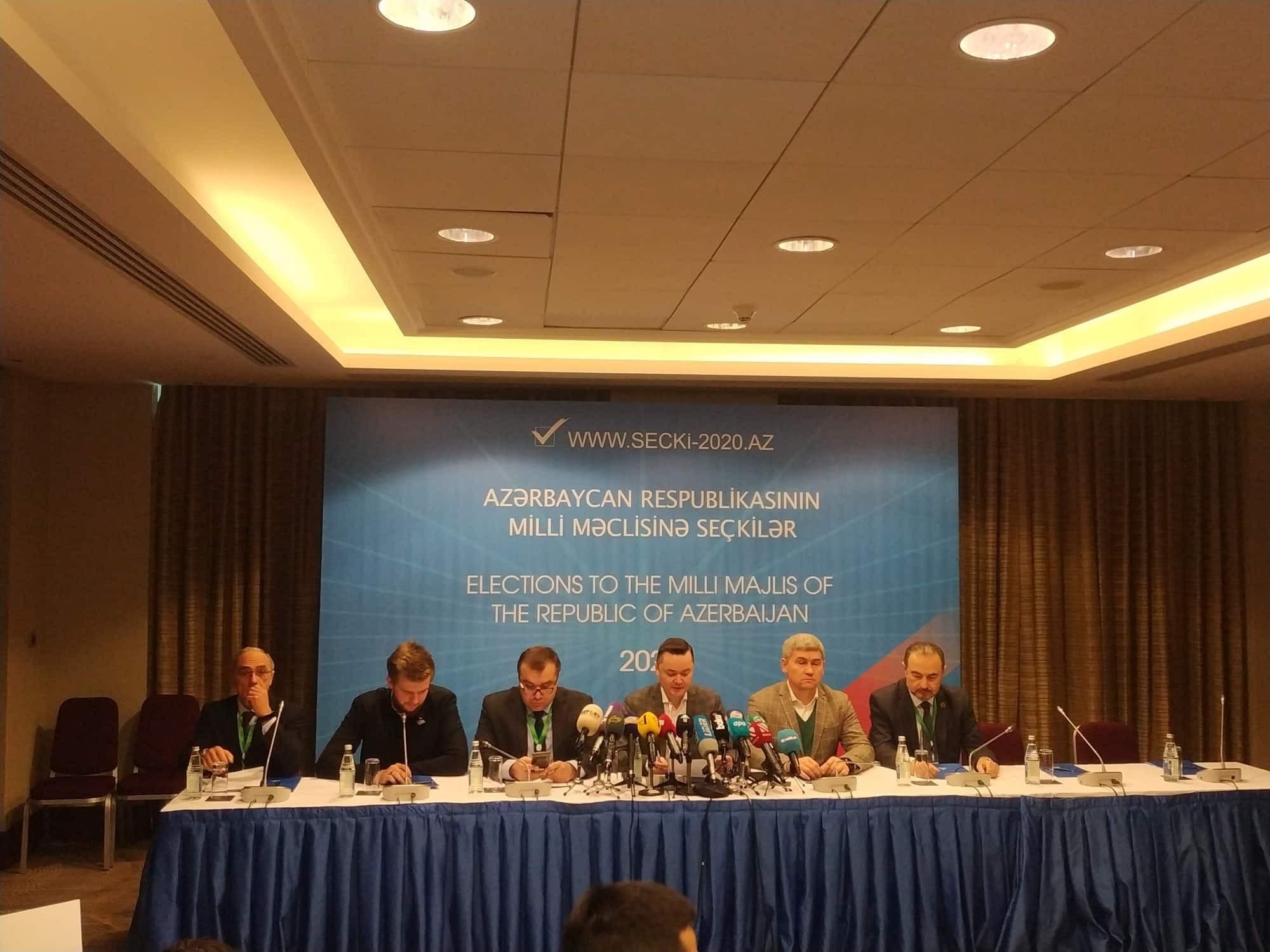 ПА ГУАМ: Выборы в Азербайджане - cвободные и справедливые