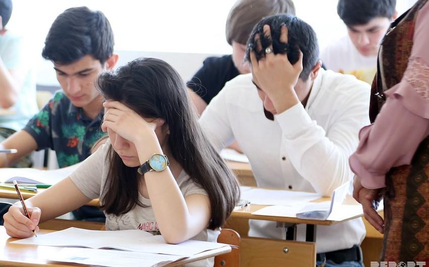Orta ixtisas təhsili müəssisələrinə qəbul olmaq istəyənlər üçün yeni imkan yaradılıb