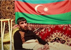 Murovdağ istiqamətində şiddətli döyüşdə yaralandı, anasının zəngi ilə ayıldı