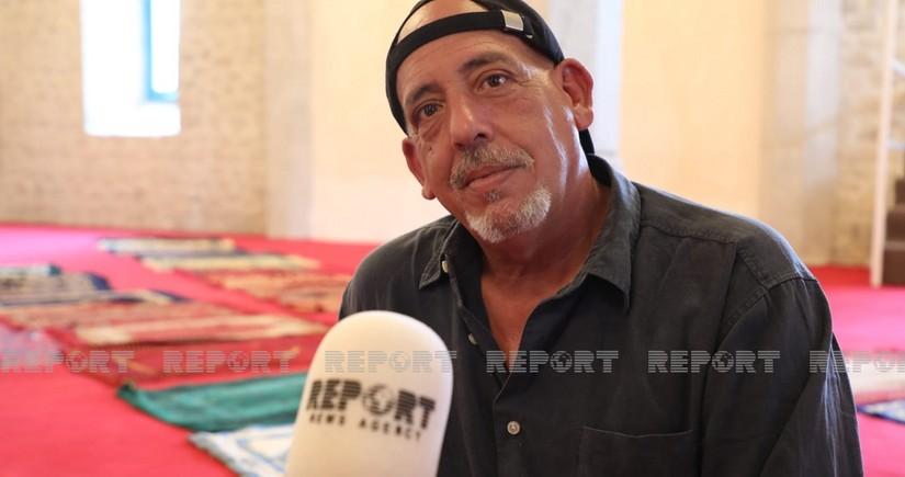 """Kolumbiyalı jurnalist: """"Şuşa şəhərinin böyük potensialı var"""""""