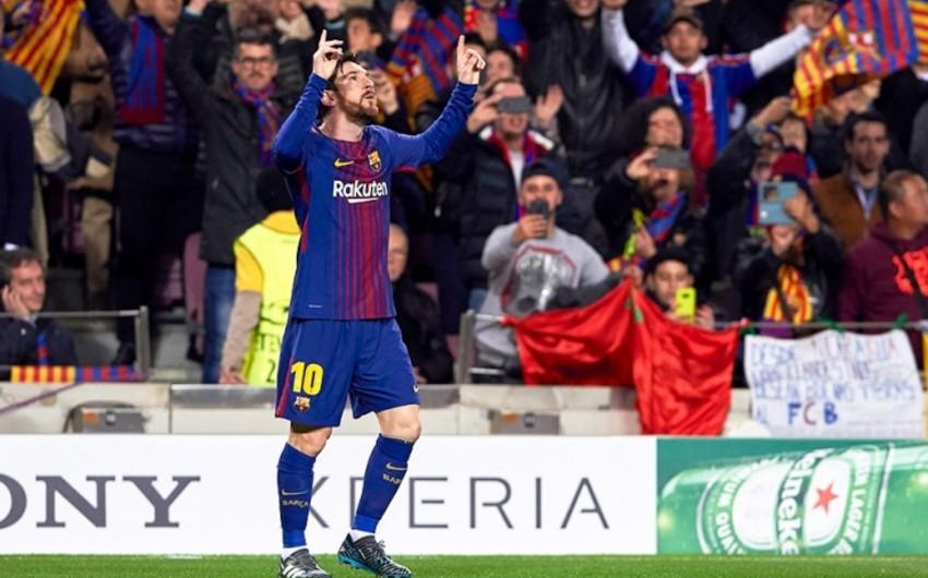 Messi Çelsi ilə oyunda karyerasının ən erkən qolunu vurub