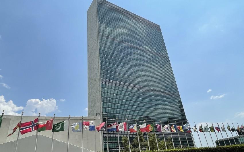 ООН: Связь с талибами существует через координатора гуманитарной помощи из Азербайджана