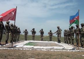 Azerbaijani, Turkish servicemen hold joint tactical exercises