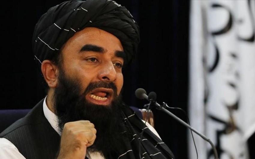 Taliban ABŞ-ı məsuliyyətə cəlb etməyə çağırıb