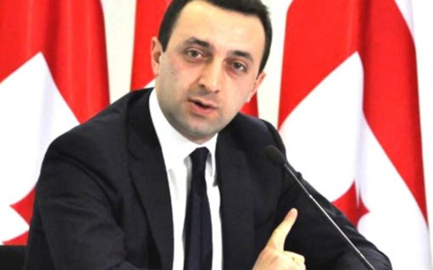 Премьер-министр Грузии приглашен на открытие Баку-2015