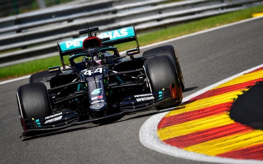 Пилот Мерседеса Хэмилтон выиграл Гран-при Тосканы Формулы-1