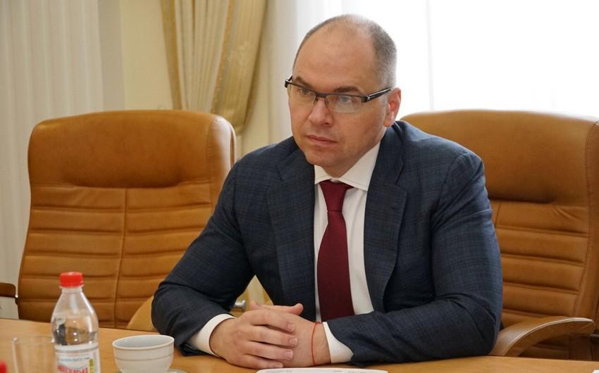 Министр здравоохранения Украины уволен