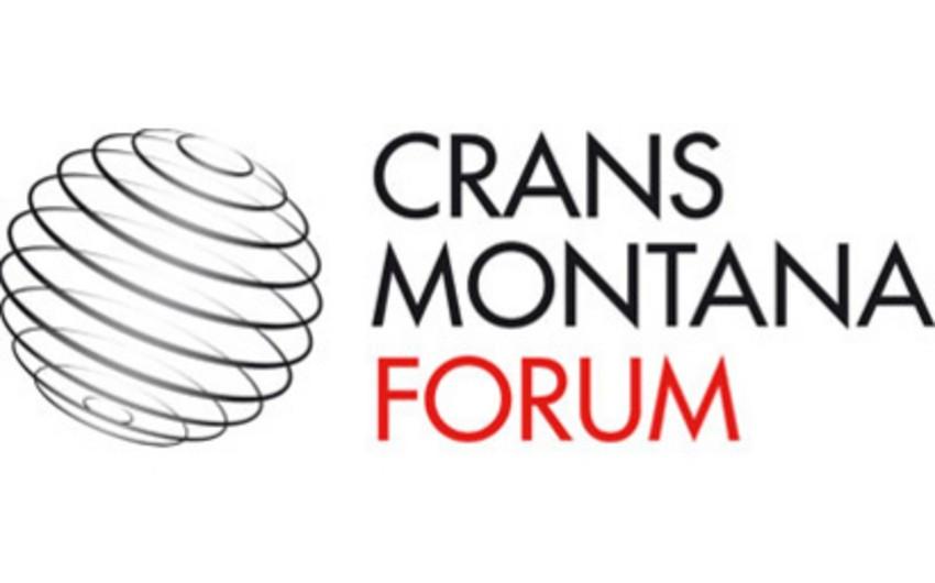 Növbəti Krans Montana Forumu Mərakeşdə keçiriləcək