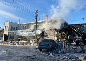 Nur-Sultanda partlayış: 1 nəfər ölüb, 33 nəfər yaralanıb