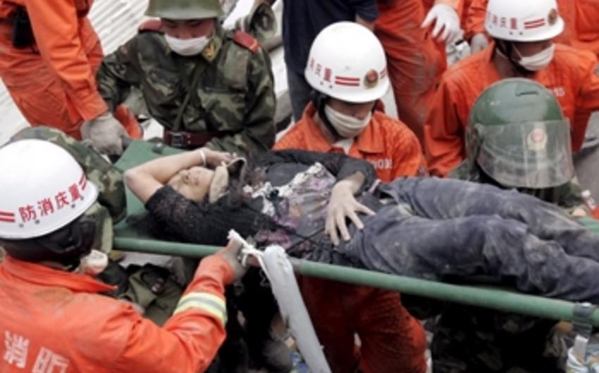 Ekvadorda zəlzələ qurbanlarının sayı 587 nəfərə çatıb