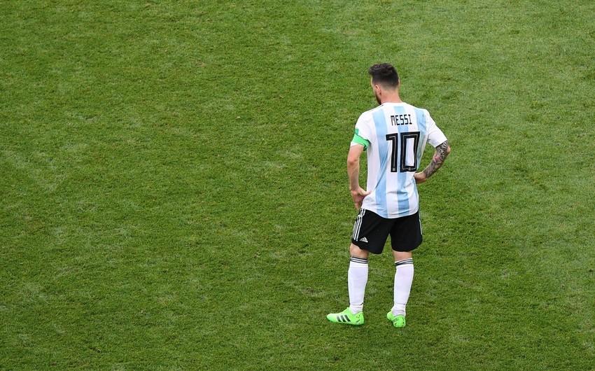 Месси до конца 2018 года не будет выступать за национальную сборную