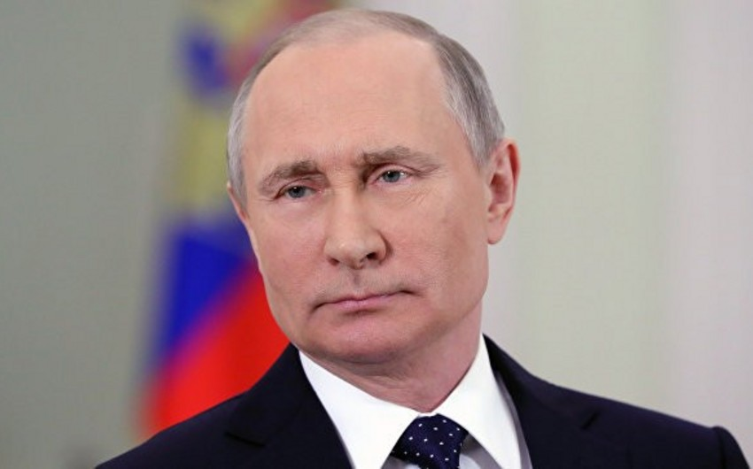 Vladimir Putin: Prezident olmaq istəmirdim