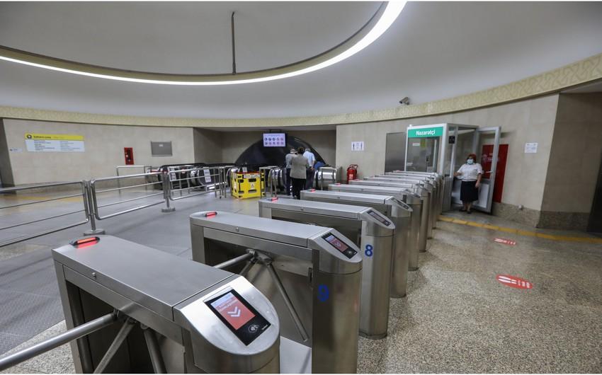 Bakı metrosunda təmassız ödəniş tətbiq edilə bilər