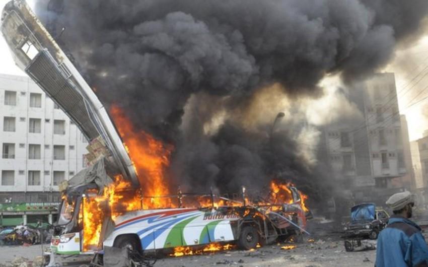 Nigeriyada partlayış: 20 nəfər ölüb, 50-dən çox insan yaralanıb