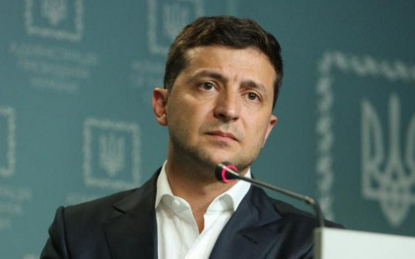 Zelensky on working trip to Donbas