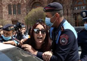 Amnesty International accuses Armenia of human rights violations