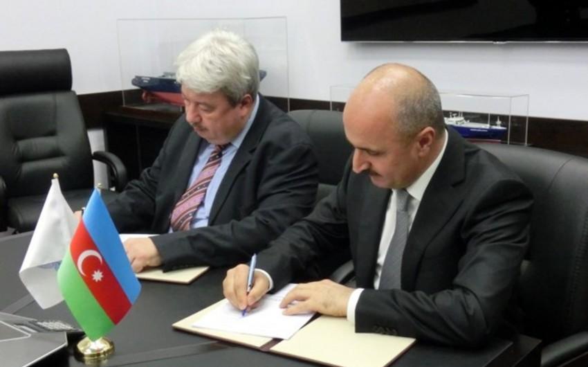 Azərbaycan və Rusiya Xəzər dəniz Mühəndislik Bürosu birgə müəssisəsi yaradır