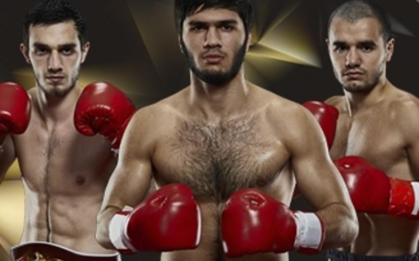 Azərbaycanlı boksçu Bakıda Çelsinin sabiq qapıçısı ilə döyüşəcək