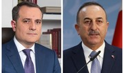 Azerbaijani, Turkish FMs hold phone conversation