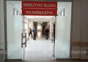 Пытавшегося покончить с собой жителя Балакена привезли в Баку