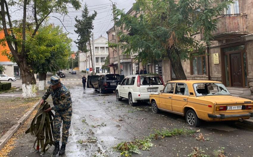 Ermənistanda  -