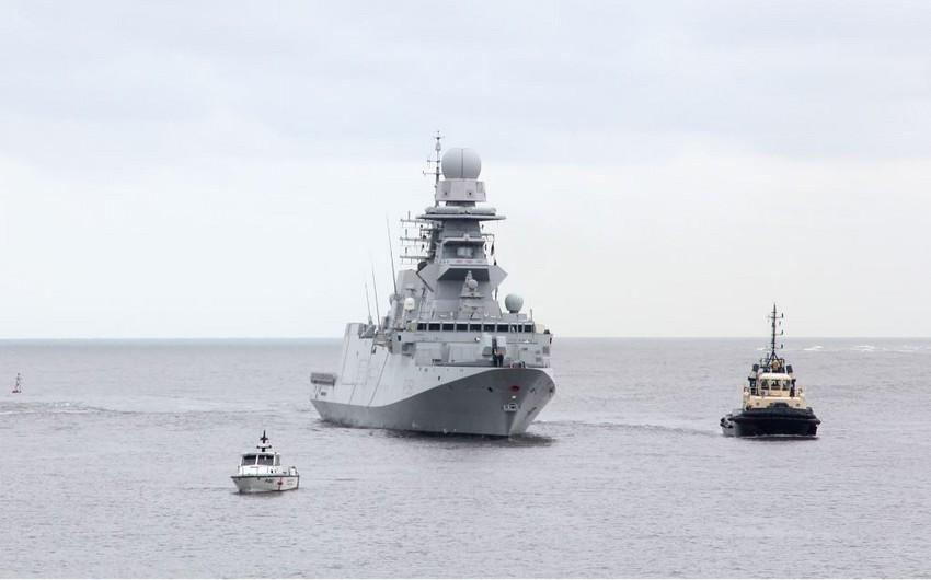 NATO gəmiləri Gürcüstanın ərazi sularına daxil oldu