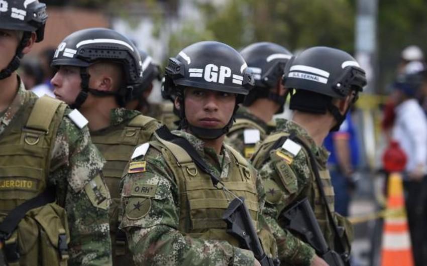 Kolumbiyada avtomobil partladıldı, xeyli sayda ölən var