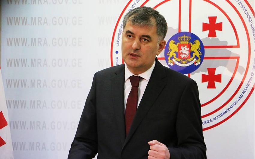 """Gürcü deputat: """"Bölgədə çox mühüm proses başlayıb"""""""