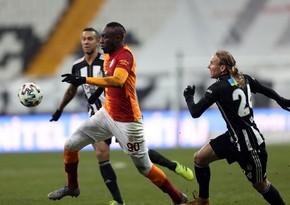 Beşiktaş Qalatasaraya qalib gəldi