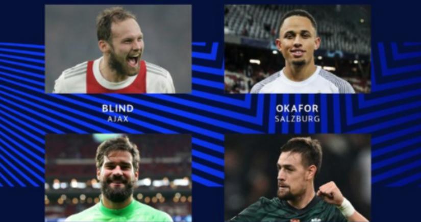 UEFA Çempionlar Liqasında həftənin oyunçusu adına namizədlər açıqlanıb
