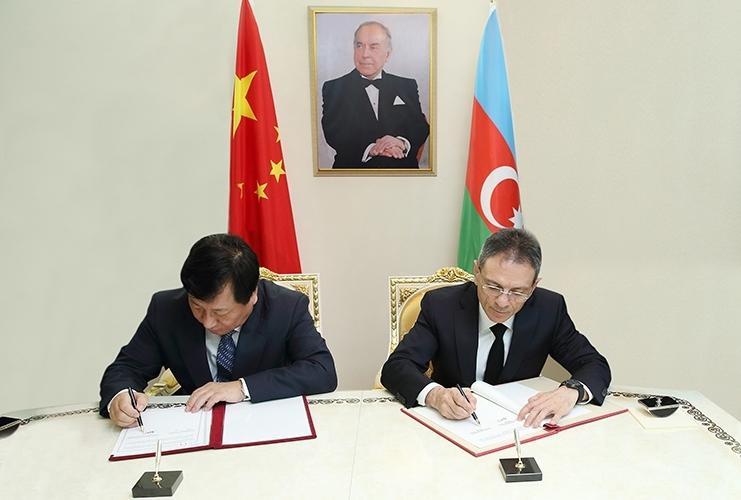 Министерство госбезопасности Китая будет тесно сотрудничать со Службой госбезопасности и Службой внешней разведки Азербайджана