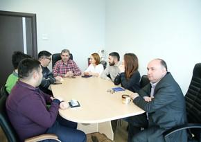 Фахри Угурлу рассказал в Медиа-школе Report о современной азербайджанской литературе