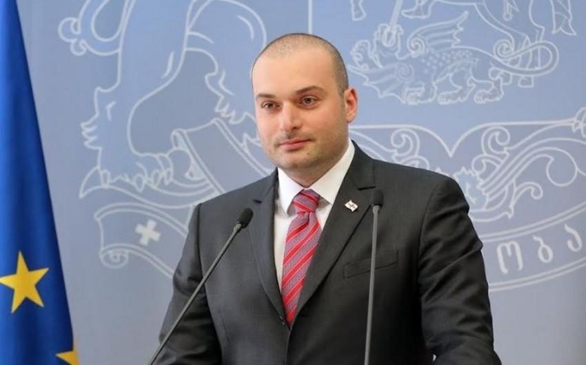 Gürcüstanın baş naziri Putini yanlış interpretasiyada ittiham edib