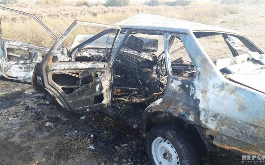 Ötən gün yol qəzalarında 7 nəfər ölüb